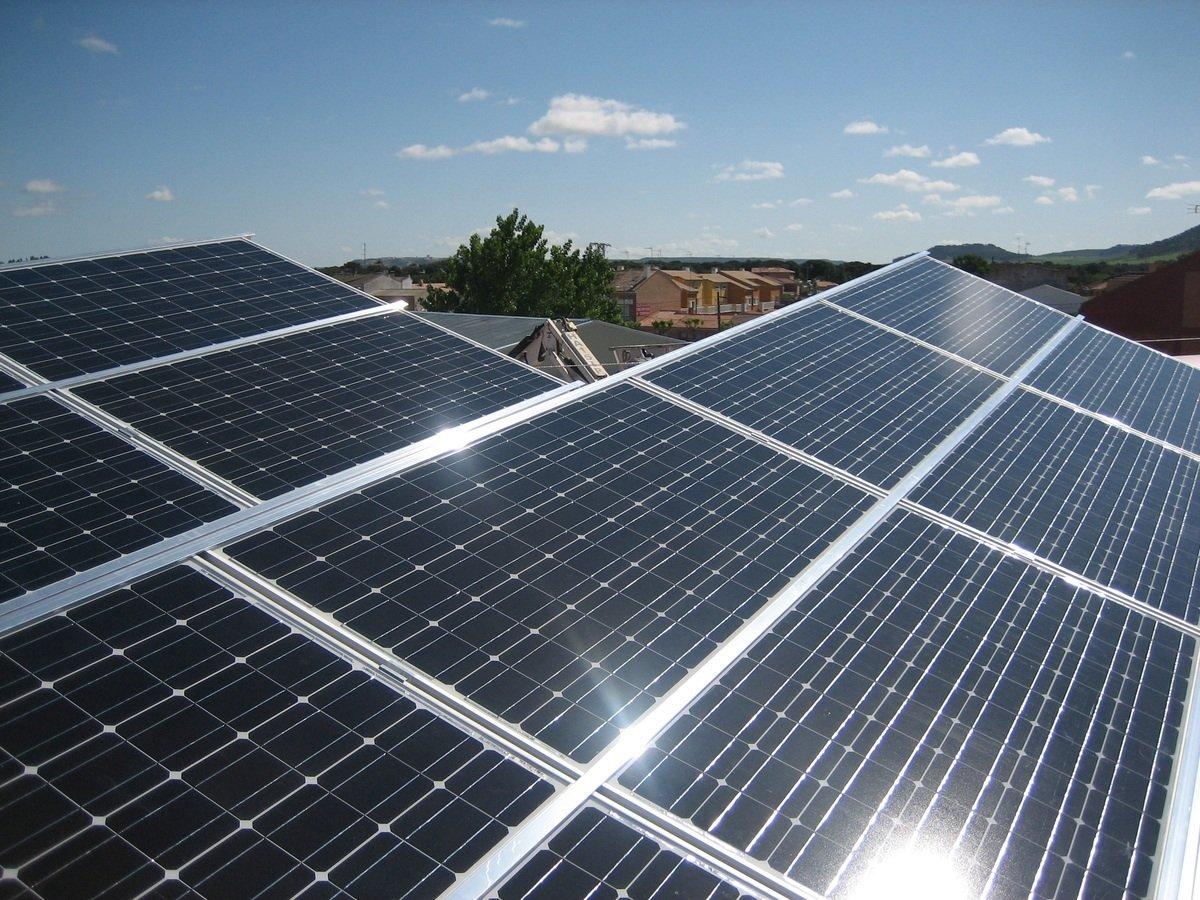 paneles solares colmenar viejo