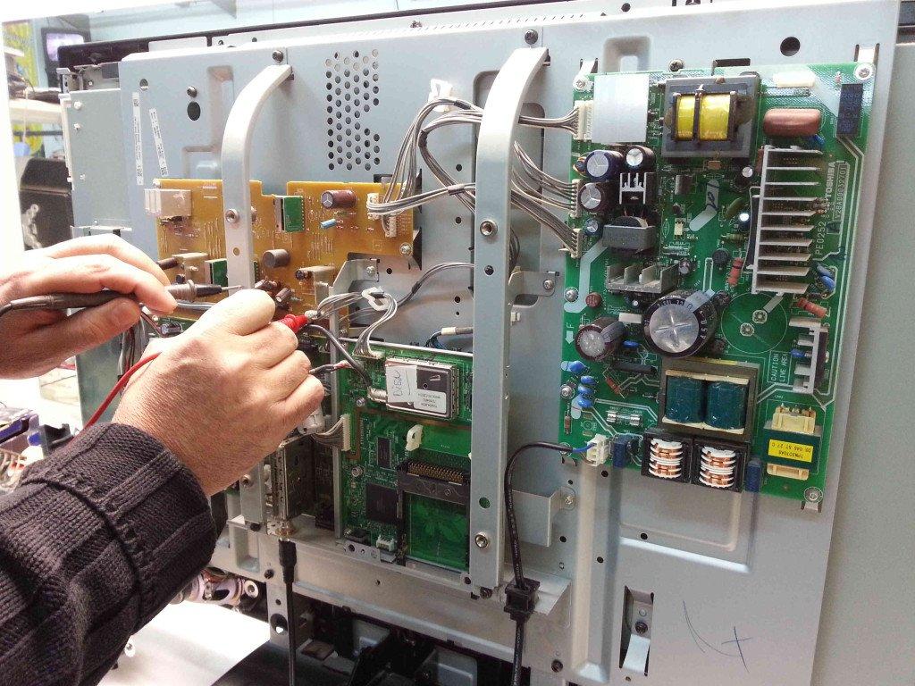 reparar tv colmenar viejo